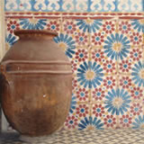 Moroccan Urn